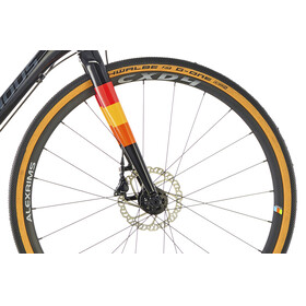 Serious Grafix Pro Cyclocross orange/svart